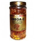 Omega 3 Alaska Deep Sea Fish Oil -200 Capsules (Si He Yi Yu You)