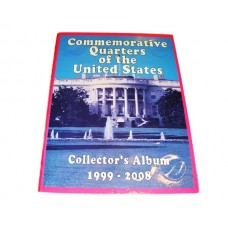 Commemorative Quarters of the United States: Collector's Album 1999-2008